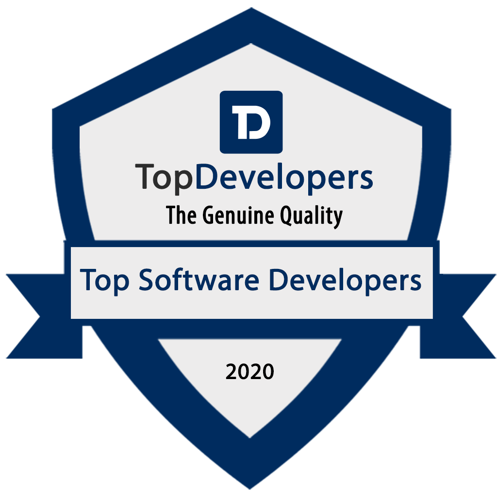 Top Developers The Genuine Quality 2020 Badge